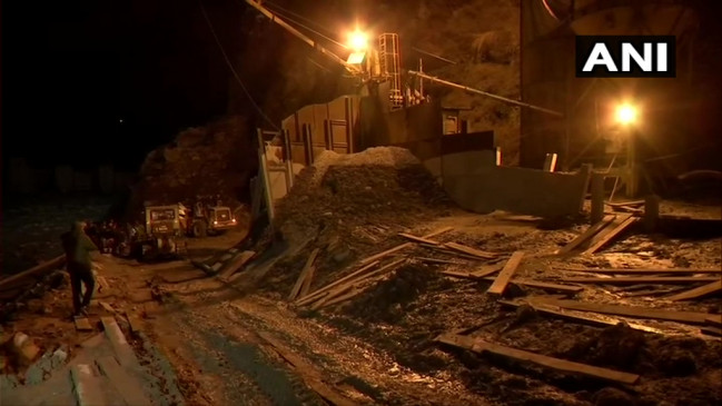 Uttarakhand Chamoli News Glacier Blast Flash Flood Live Updates    Third day of rescue in Uttarakhand: 32 bodies found so far, 39 workers trapped in NTPC tunnel continue, 174 still missing