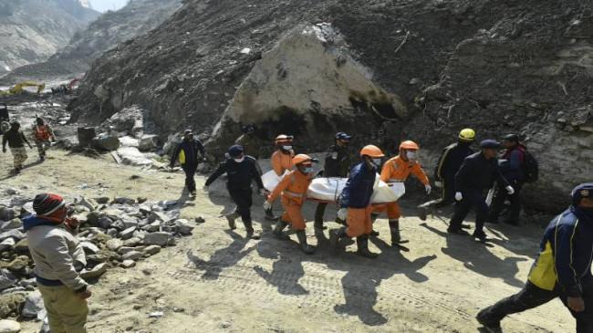 Uttarakhand disaster: 2 more bodies recovered from Tapovan tunnel, 61 bodies so far    Uttarakhand disaster: 3 more bodies recovered from Tapovan tunnel, 61 bodies recovered so far, 204 still missing