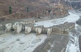 Glacier Collapse: चमोली में ग्लेशियर टूटने से 170 लोगों की मौत की आशंका, 10 शव बरामद किए, तपोवन के पास बनी झील