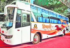 नागपुर विभाग में10 बसों का प्रस्ताव, एसटी बेड़े में होंगी इलेक्ट्रिक बसें