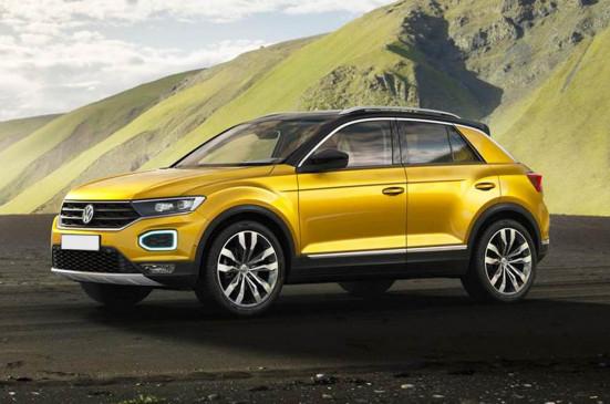 2021 Volkswagen T-Roc एसयूवी भारत में जल्द होगी लॉन्च, वेबसाइट पर हुई लिस्ट