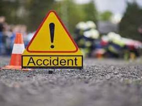 हादसा : बाइक फिसलने से घायल हुए 3 लोगों की मौत