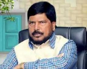 आठवले ने कहा - उद्धव सरकार हुई फेल, महाराष्ट्र में लगे राष्ट्रपति शासन