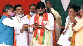 बंगाल चुनाव: भाजपा ने उम्मीदवारों की अंतिम सूची जारी की, मिथुन का नाम गायब, नहीं लड़ेंगे चुनाव