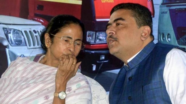 बंगाल चुनाव: भाजपा ने 57 और कांग्रेस ने 13 उम्मीदवारों की लिस्ट जारी की, नंदीग्राम में ममता को चुनौती देंगे शभेंदु अधिकारी