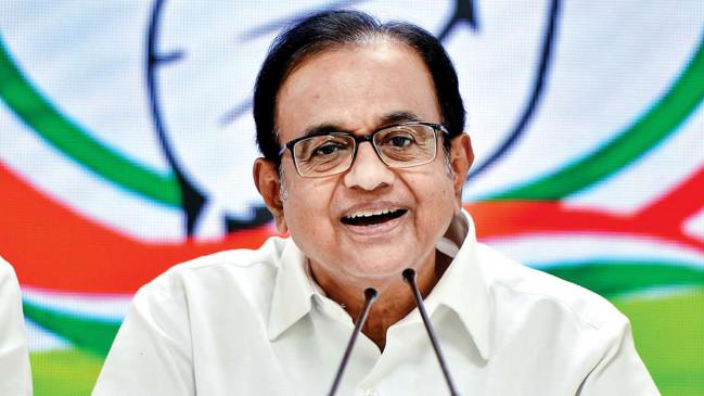 Bengal Eelection: CAA पर कांग्रेस नेता चिदंबरम बोले-बीजेपी का असली चेहरा बंगाल में उजागर हुआ