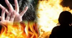 बिहार: 12 साल की बच्ची ने तोड़ा सब्जी का पौधा, पड़ोसी ने मारपीट कर केरोसीन डालकर जलाया