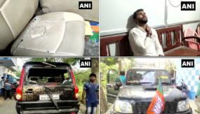 बंगाल चुनाव: मोयना से BJP प्रत्याशी और पूर्व क्रिकेटर अशोक डिंडा पर प्रचार के दौरान हमले में घायल, TMC समर्थकों पर लगाया आरोप