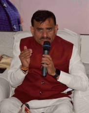 कांग्रेस शासनकाल में हुआ जमकर घोटाला, भाजपा प्रदेश अध्यक्ष ने लगाए आरोप