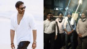 अजय देवगन की गाड़ी रोककर हंगामा करने वाला शख्स करता हैं नेशनल कांग्रेस पार्टी के लिए काम