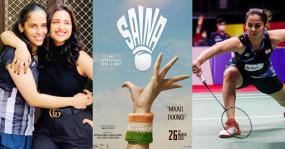 फिल्म 'साइना' का ट्रेलर रिलीज,दमदार डायलॉग्स के साथ नजर आई परिणीति चोपड़ा