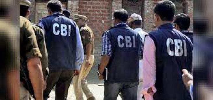 शारदा घोटाले मामले में सीबीआई 6 ठिकानों पर की छापामारी