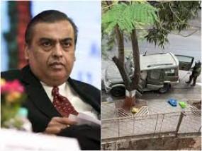 अंबानी के घर के पास विस्फोटक मिलने 6 दिन बाद भी नहीं मिला सुराग