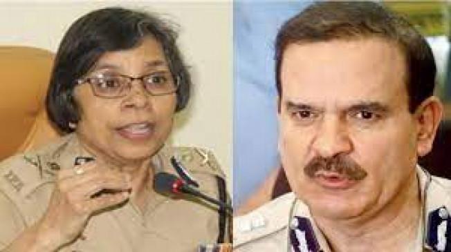 रश्मि शुक्ला-परमबीर सिंह के खिलाफ कानूनी कार्रवाई पर विचार