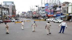 भोपाल में अब नाइट कर्फ्यू 9 बजे से: होली के दिन अघोषित लॉकडाउन, बाहर निकलने पर रोक रहेगी
