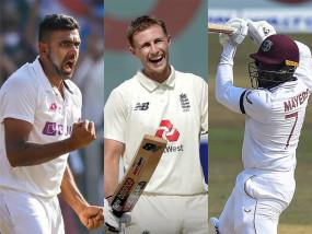 Cricket: अश्विन, रूट और मेयर्स ICC प्लेयर ऑफ द मंथ के लिए नामित