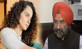 दिल्ली सिख गुरूद्वारा प्रबंधक कमेटी ने किसानों को आतंकवादीबताने पर कंगना के खिलाफ दर्ज कराया केस