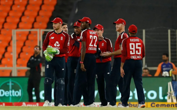 Ind vs Eng: भारत से हार के बाद इंग्लैंड को बड़ा झटका, आईसीसी ने इस वजह से ठोका जुर्माना