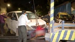 विस्फोटक और मनसुख मामला : एनआईए ने जब्त की सातवीं कार, मालिक वाझे