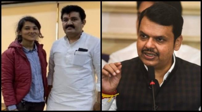 फडणवीस बोले - अभी तक मंत्री पद पर जमे हैं संजय राठोड़, राज्यपाल के पास नहीं भेजा इस्तीफा, विपक्ष का वॉक आऊट