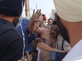 पंजाब: किसानों ने BJP विधायक को पुलिस घेरे से खींचा, फिर दौड़ा-दौड़ाकर पीटा, कपड़े भी फाड़े, 300 लोगों पर केस दर्ज