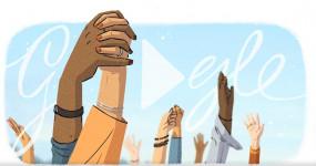 Women's Day: गूगल ने बनया खास डूडल, विभिन्न क्षेत्रों में महिलाओं की भूमिका को दर्शाया