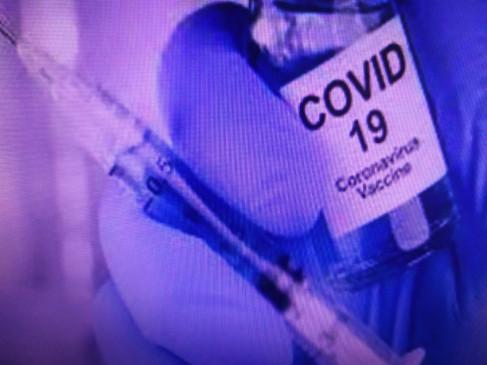 सेंट्रल जेल में स्वास्थ्य शिविर, बंदियों को लगाया गया कोरोना का टीका