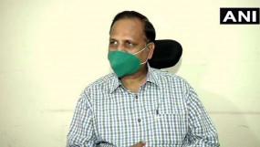 दिल्ली के स्वास्थ्य मंत्री सत्येंद्र जैन बोले- लॉकडाउन लगाने से कोरोना खत्म नहीं होगा