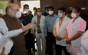 PM मोदी के बाद गृहमंत्री अमित शाह भी लेंगे कोरोना वैक्सीन का पहला डोज, घर पर आएगी डॉक्टरों की टीम