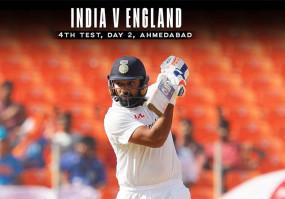 INDvENG : शून्य पर आउट हुए कप्तान विराट कोहली, भारत का स्कोर 80/4