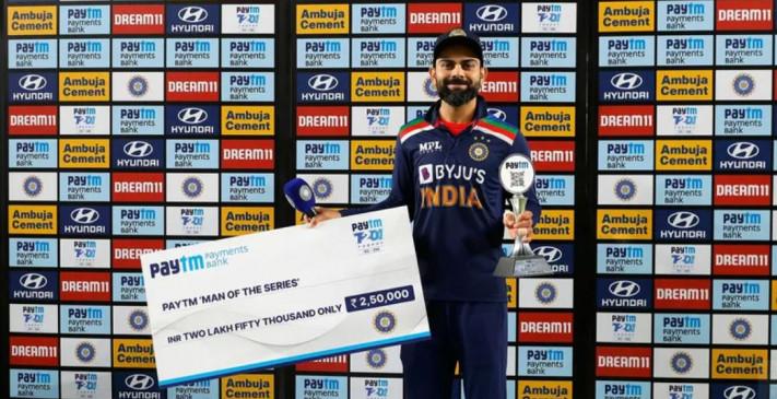 Ind vs Eng: मैच के बाद कोहली ने कहा- मैं IPL में भी ओपनिंग करने जा रहा हूं