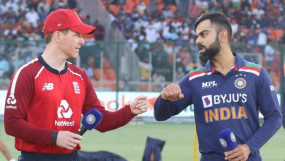 Ind vs Eng: पुणे में वनडे की जंग आज से, भुवनेश्वर के आने से टीम इंडिया की गेंदबाजी मजबूत, इंग्लैंड के सामने जीत की चुनौती