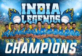 रोड सेफ्टी वर्ल्ड सीरीज: युवराज और पठान ब्रदर्स का धमाल, इंडिया लीजेंड्स बनी चैंपियन, श्रीलंका लीजेंड्स को 18 रन से हराया