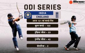 India Vs England Live: भारत का स्कोर 224/5, राहुल-क्रुणाल क्रीज पर मौजूद