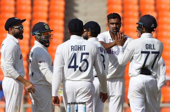 शानदार जीत के साथ ही टीम इंडिया ने बनाया ये अनोखा रिकॉर्ड, ICC टेस्ट चैम्पियनशिप में न्यूजीलैंड से भिड़ेगी विराट सेना