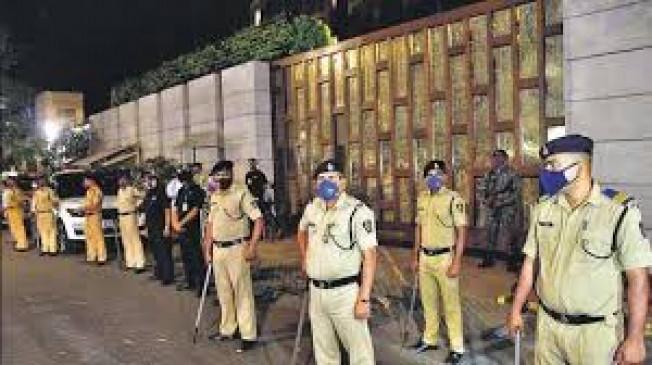 धमकी और विस्फोटक भरी कार की छानबीन शुरु, एनआईए जांच टीम पहुंची अंबानी के घर