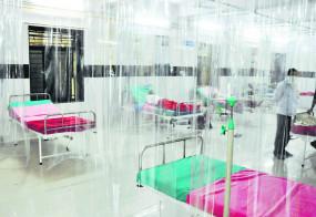 कोविड मरीजों का 69 निजी अस्पतालों में किया जा रहा इलाज