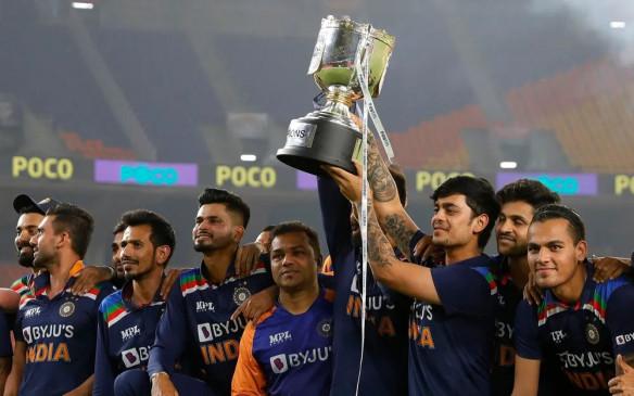 IND vs ENG T20i: 2 साल से अजेय टीम इंडिया ने जीती लगातार छठवीं टी-20 सीरीज, इंग्लैंड को 3-2 से हराया