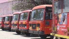 मध्यप्रदेश ने लगाई महाराष्ट्र कीबसों की आवाजाही पर रोक