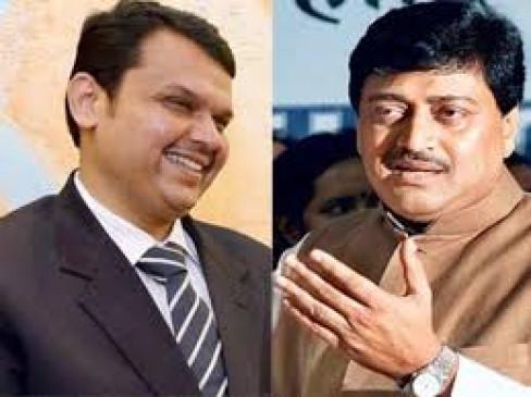 मराठा आरक्षण : चव्हाण ने इस गलती के लिए फडणवीस सरकार के सिर फोड़ा ठीकरा
