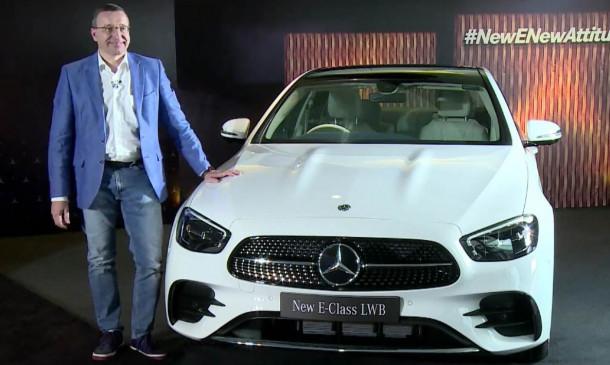 Mercedes- Benz E Class फेसलिफ्ट भारत में हुई लॉन्च, जानें कीमत और फीचर्स