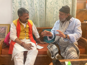 PM मोदी की रैली में शामिल होंगे अभिनेता मिथुन चक्रवर्ती ? अटकलों के बीच कैलाश विजयवर्गीय से की मुलाकात