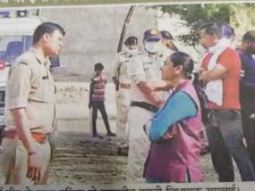 बैकफुट पर विधायक रामबाई, पति से अपील-ठाकुर साहब, तत्काल सरेंडर कर दें