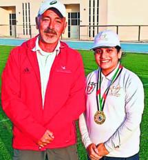 अंतरराष्ट्रीय तीरंदाजी स्पर्धामें मोहिनी ने हासिल किया स्वर्ण