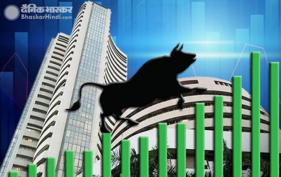 Opening bell: शेयर बाजार में लौटी रौनक, सेंसेक्स में 700 अंकों की तेजी, 14700 के ऊपर निफ्टी
