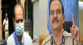 पशोपेश में आघाड़ी सरकार : पुलिस अधिकारी सचिन वाझे के बाद अब परमबीर सिंह पर गिर सकती है गाज