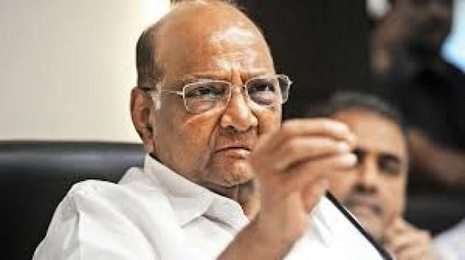 पवारकी भविष्यवाणी : चार राज्यों के चुनाव में बीजेपी की होगी करारी हार