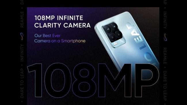 Realme 8 और Realme 8 Pro की प्री-बुकिंग आज से शुरू, 24 मार्च को होंंगे लॉन्च