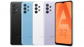 Samsung Galaxy A32 भारत में हुआ लॉन्च, जानें कीमत और खूबियां