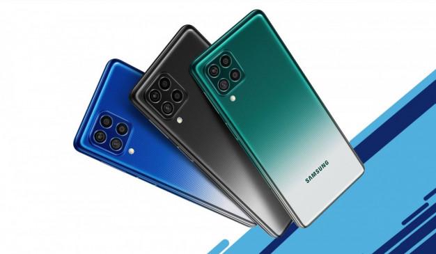 Samsung Galaxy F62 ऑफलाइन स्टोर पर हुआ उपलब्ध, जानें कीमत और फीचर्स